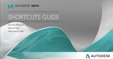 Autodesk Maya Shortcuts & Hotkey Guide