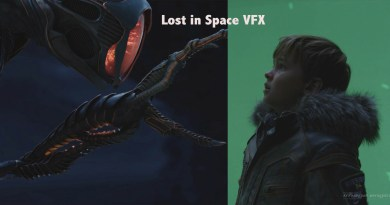 Lost in Space VFX