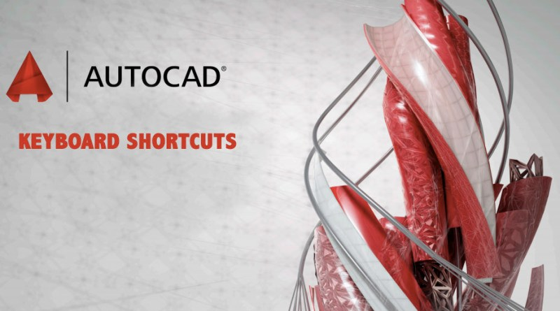 Autocad Keyboard Shortcuts