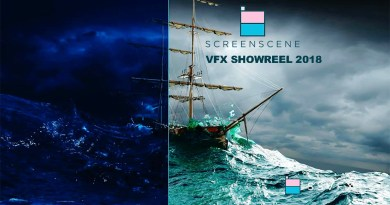 Screen Scene VFX Reel