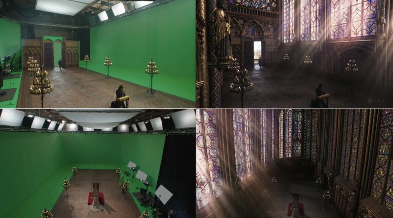 Nightfall vfx