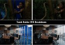 Tomb Raider VFX