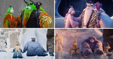 smallfoot animation
