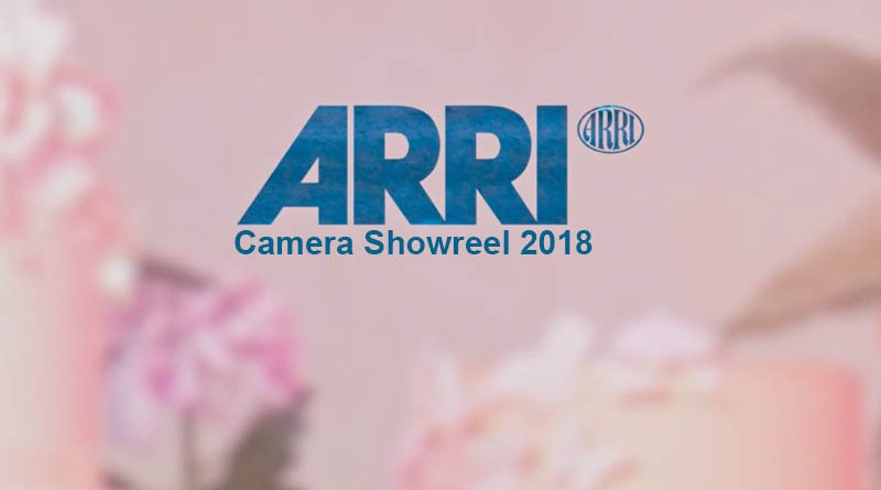 Arri Camera showreel