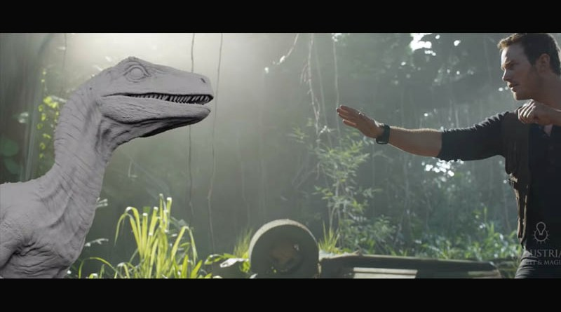 jurassic world fallen kingdom vfx