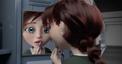 reflection animated film