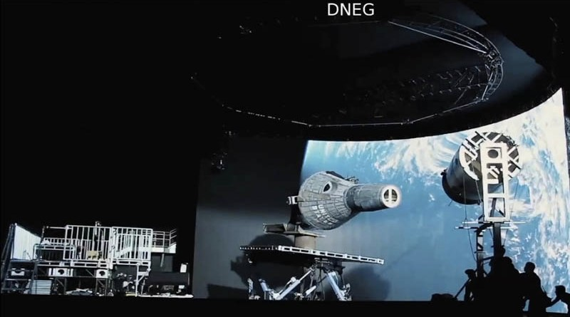 First man VFX