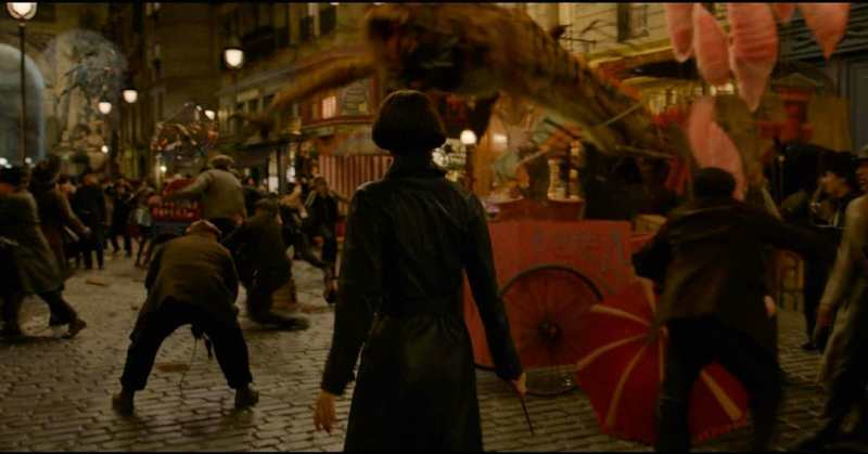 Fantastic Beasts: The Crimes of Grindelwald VFX