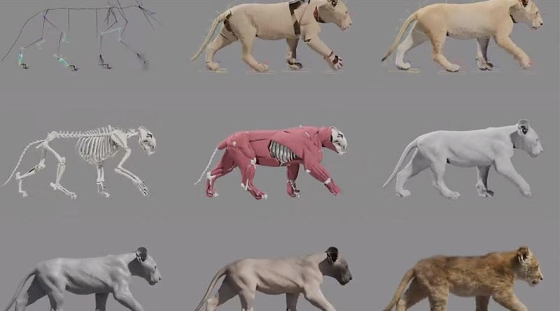The Lion King VFX
