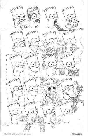 Bart-mouth-chart