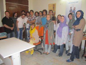 The Iranian lullabies crew(2012)