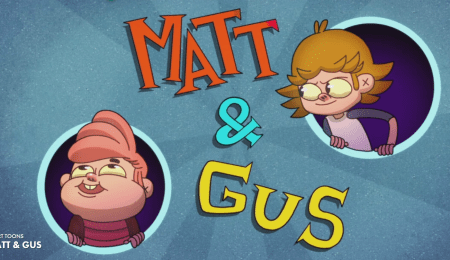 Matt and Gus