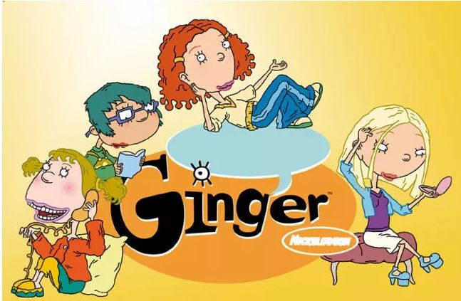 Nickelodeon Officially Reviving As Told By Ginger For 2017 ...