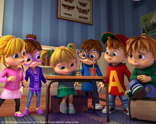 Alvinnn And Chipmunks Dave