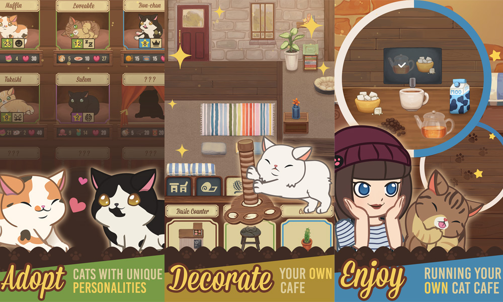 Play Cafe Games Online Free