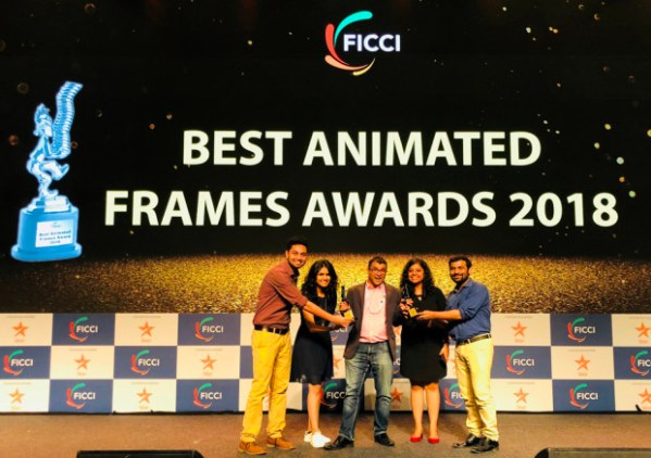 FICCI FRAMES 2018 BAF Award Winners Revealed | Animation ...