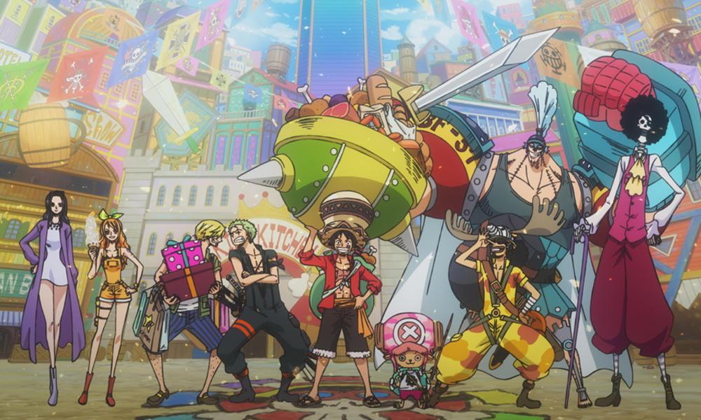 Why is the voice acting in english dubbed anime so different from the voice. Funimation Reveals One Piece Stampede Dub Cast Tix On Sale Now Animation Magazine