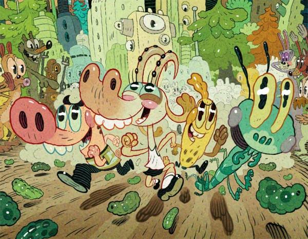 Nick Greenlights Two New Animated Shows