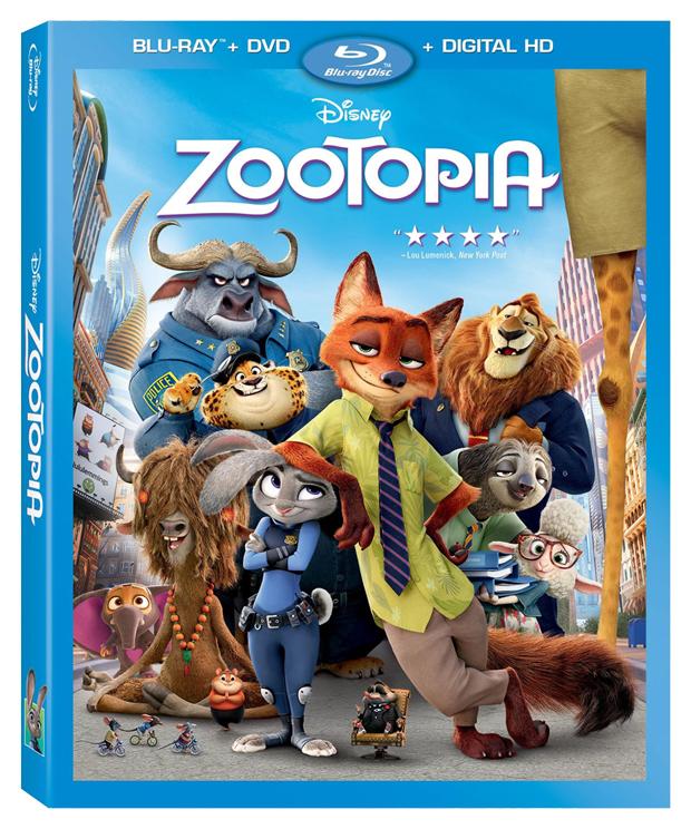 Zootopia Full Movie Download