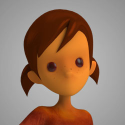 AM Rig Stella Animation Characters