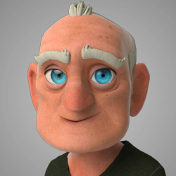 AM Rig Aristotle Animation Characters
