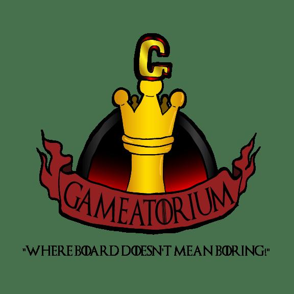 Xavionna Stover Gameatorium Logo