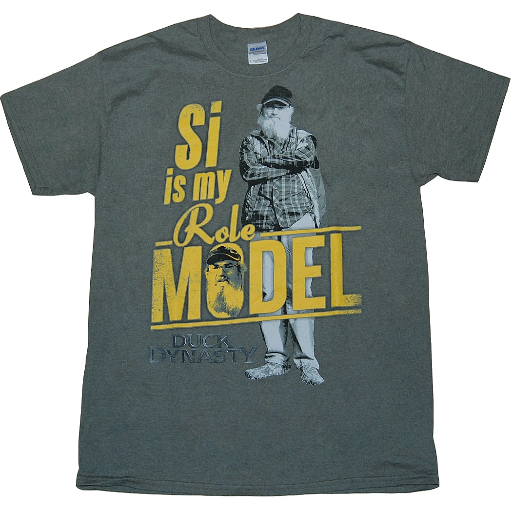 Duck Dynasty Si Is My Role Model T Shirt