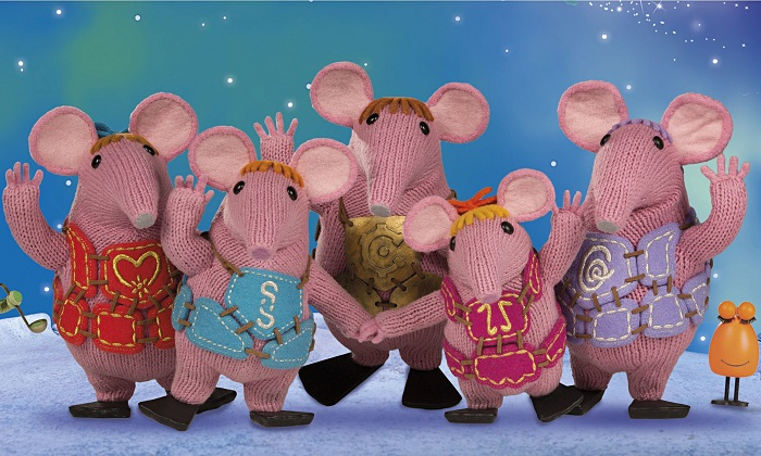 They're back … the Clangers. Photograph: BBC/Coolabi, Smallfilms and Peter Firmin