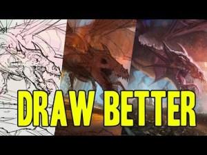 ללמוד לצייר טוב יותר