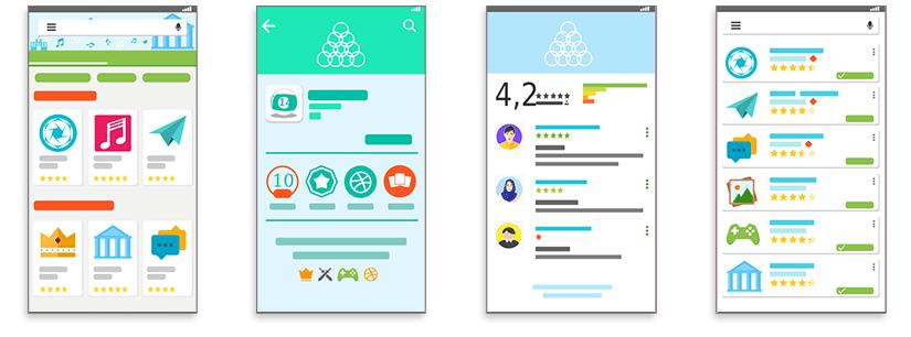 עיצוב ממשק משתמש GUI | חווית משתמש UX | עיצוב תוכן