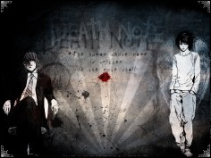 Death Note Wallpaper 002