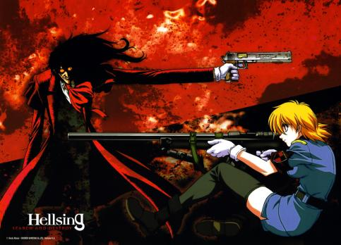 Alucard Hellsing 08