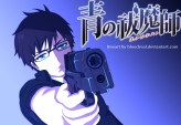 Blue Exorcist Wallpaper 13