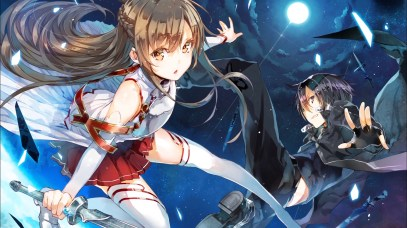Sword Art Online Wallpaper 09