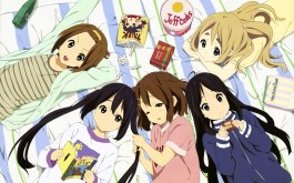 K-On! Wallpaper 02