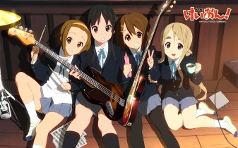 K-On! Wallpaper 06