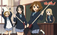 K-On! Wallpaper 07