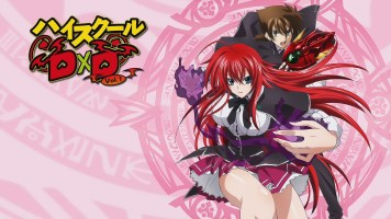 High School DxD - Wallpaper 2