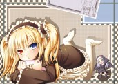 Wallpaper Haganai 07