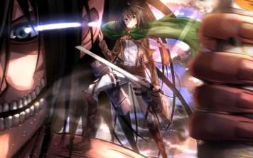 Shingeki no Kyojin - Attack on Titan