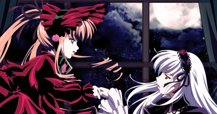Rozen Maiden Wallpapers Anime Desu