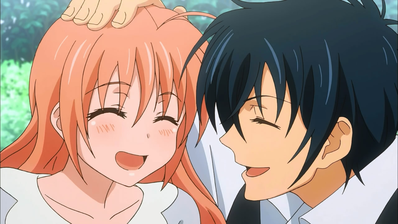 Golden Time Review Anime Evo