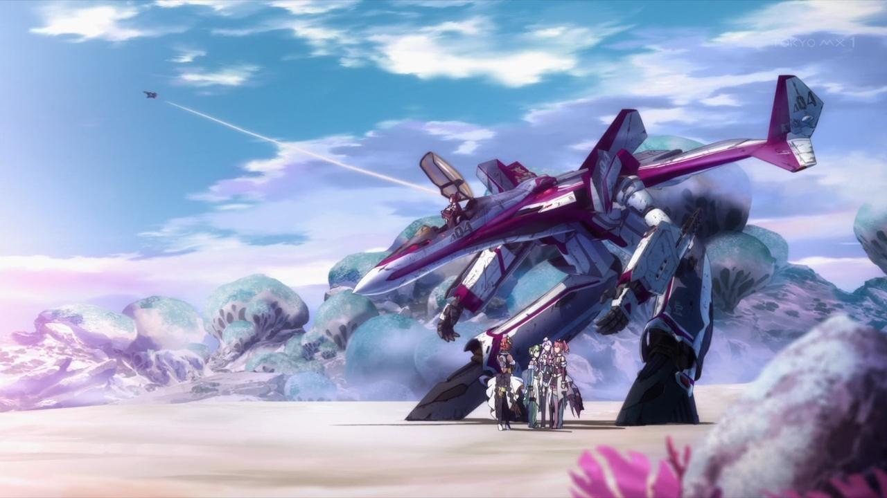 Macross Review Anime Evo