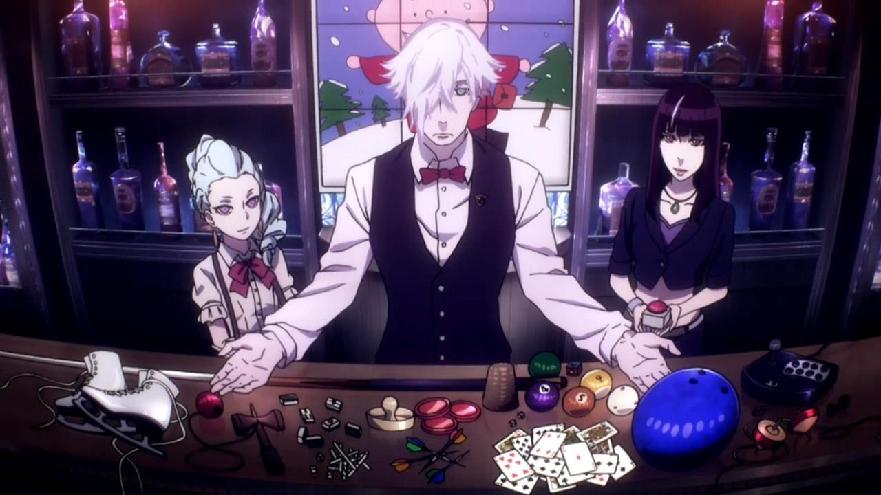 Image result for death parade screenshots games