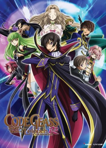 Browse All Anime   Anime Planet Code Geass  Lelouch of the Rebellion R2