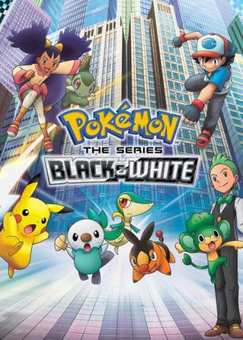 Pokemon Black White Anime Planet