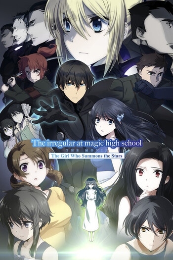 The Irregular At Magic High School Movie Anime Planet