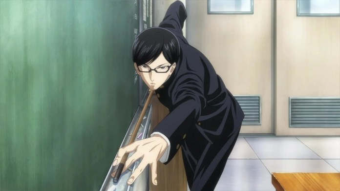 anime where mc is op transfer student