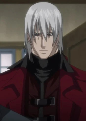 Dante Anime Planet