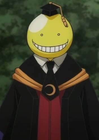 Image result for koro sensei